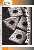 Wendeschneidplatten / Inserts - Page 5