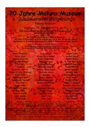 Katalog to download - Oswald Malura Stiftung
