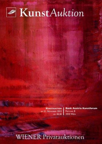 Katalog als PDF downloaden - Wiener Privatauktionen