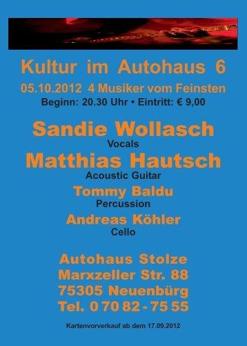 Sandie Wollasch Matthias Hautsch - Wirtschaftsbund-neuenbuerg.de