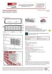 Rytons Multifix® Air Brick - PBM Builders Merchants