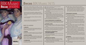 Más información y documentación - Museo de Bellas Artes de Bilbao