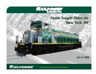 Faster Freight Clean Air New York, NY - Faster Freight - Cleaner Air