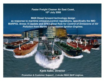 Kjeld Aabo, Director - Faster Freight - Cleaner Air