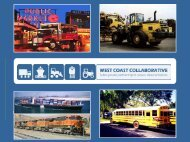 I-5 Corridor Truck Idle Reduction - Faster Freight - Cleaner Air