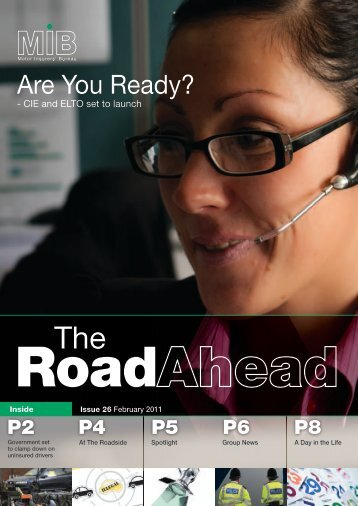 Are You Ready? - the Motor Insurers' Bureau