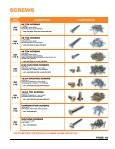 GLAZING BEAD & SCREWS SECTION - Page 4