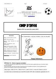 CPE N° 07 du 30.10.2012 - FSGT 92