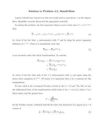 solution to problem 2 4 mandl shaw rh yumpu com Mandl School of College Mandl School Is Accredited