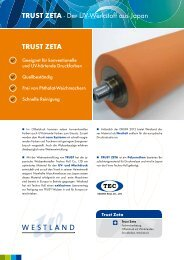 TRUST ZETA - Westland Gummiwerke GmbH & Co. KG
