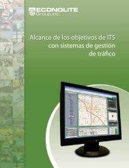Product Suite Brochure Spanish Systems - Econolite