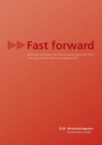 Fast forward - LOG-IN