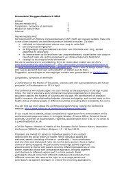 Nieuwsbrief Zorggeschiedenis 5-2009 Inhoud Nieuwe website KHZ ...