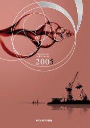 Bilancio 2005.pdf - Fincantieri