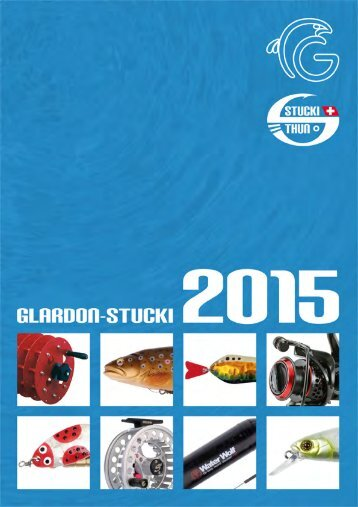 Glardon-Stucki Katalog 2015