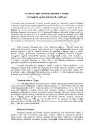Strategická agenda železničního výzkumu - edice
