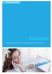 Handbuch Diakoniebaukasten Stand 16. Februar 2015