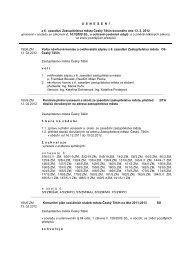 06 - Usnesení 2012 6 ZM 13-02-2012 - Město Český Těšín