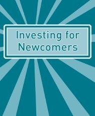Investing For Newcomers - Settlement.org