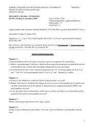 BI1004 B.pdf - Institutt for biologi