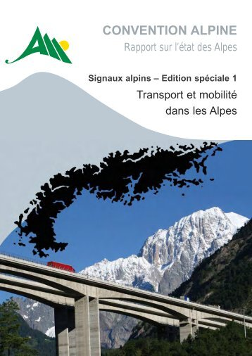 Convention alpine - Alps Know-How - Cipra
