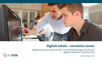 BITKOM-Studie_Digitale_Schule_2015