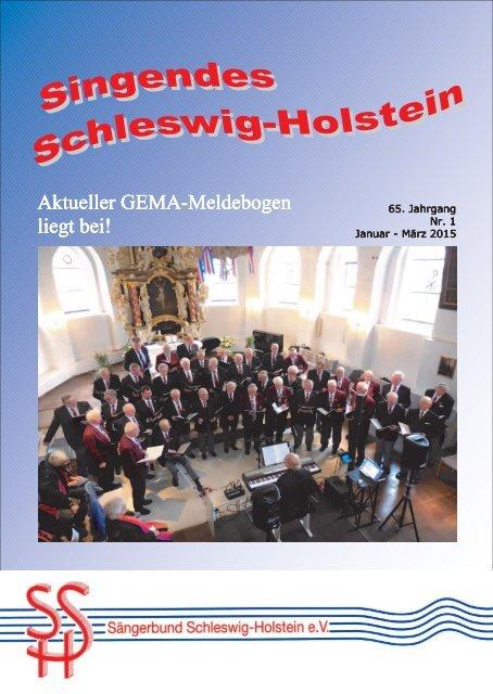 Singendes Schleswig-Holstein