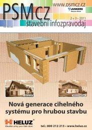 2 + 3/2011 - eStav.cz