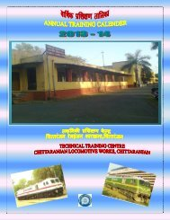 TTC - Chittaranjan Locomotive Works