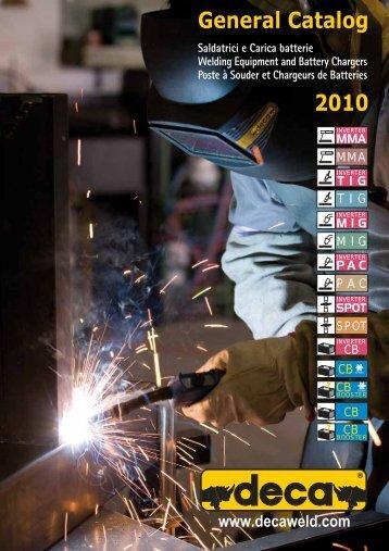 General Catalog 2010