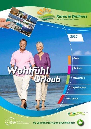 Urlaub - Kuren und Wellness TV