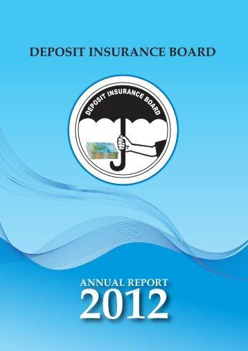DIB Annual Report 2012 - Bank of Tanzania