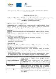 1 Metodiskais pielikums Nr.1 Ieteikumi mācību ... - bilingvals.lv