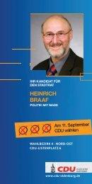 heinrich BrAAF - CDU Oldenburg