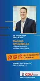 mArKus hAusenBLAs - CDU Oldenburg