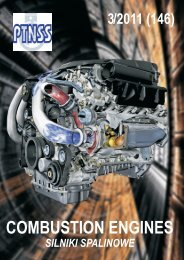 COMBUSTION ENGINES - ptnss