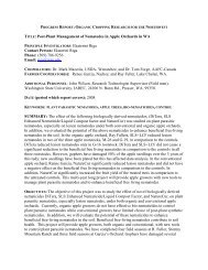 TITLE: Post-Plant Management of Nematodes in Apple Orchards in ...