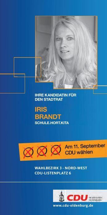 iriS Brandt