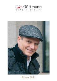 Flyer Herbst/Winter (PDF) - Göttmann caps and hats