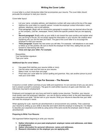 Procurement Specialist Cover Letter. Solicited Cover Letter Sample