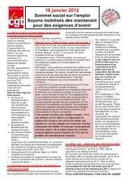 Document - La fnte - La cgt