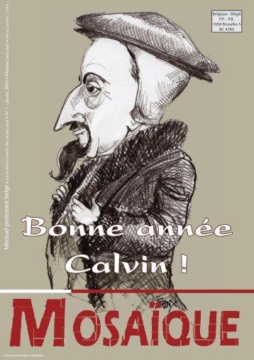 Mensuel protestant belge - EPUB