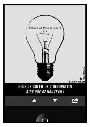 Sous le soleil de l'innovation (A4) Version prête à circuler 1 Mo