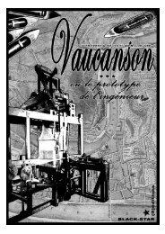 Vaucanson Version prête à circuler 1.8 Mo - Pièces et Main d'Oeuvre