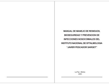 MANUAL DE MANEJO DE RESIDUOS ... - swisscontact
