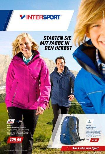 STARTEN SIE MIT FARBE IN DEN HERBST - Ski Hirt