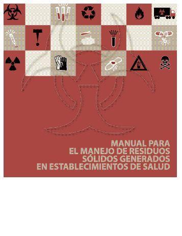 Manual para el manejo de residuos sólidos generados - swisscontact