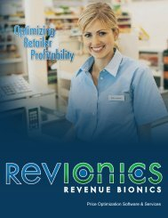 Optimizing Retailer Profitability - RIS News