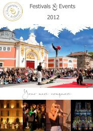 Festivals Events 2012 - Official website for tourism in Champagne ...