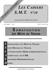 Cahier 20.qxp - A-smt.org